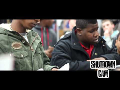 NINES – AJ'D OUT – FRESH KICKS FOR ALL THE YOUNGERS!