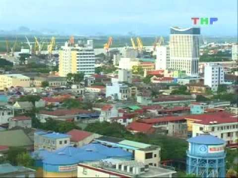 Hải Phòng - Thành phố Cảng xanh