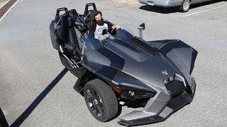 9. Honest Polaris slingshot Review