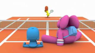 Let's Go Pocoyo ! - Tennis For Everyone (S01E12)