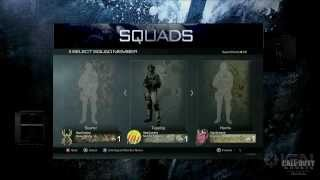 Call Of Duty: Ghosts - Character Customization