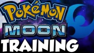 Pokemon Sun and Moon Training! by Verlisify