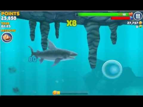 Hungry Shark – Latest Android Game 2015