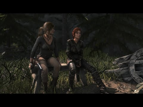 Rise of the Tomb Raider Post Credit Scene#2