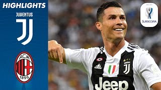 Video Juventus 1-0 Milan | Ronaldo Scores to Win First Trophy with Juve! | Supercoppa Final 18/19 MP3, 3GP, MP4, WEBM, AVI, FLV September 2019