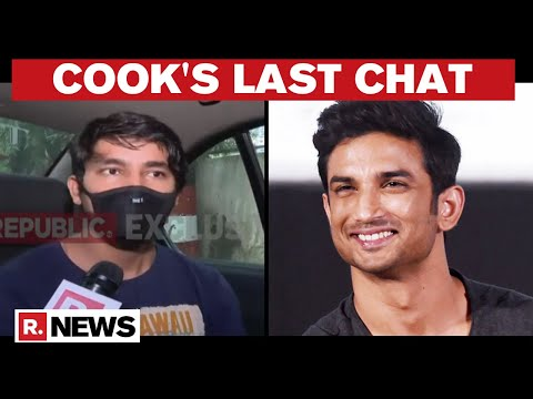 Sushant's Cook Reveals Breakfast Chat On Day He Died; Says 'Rhea Used To Bring Medicines'