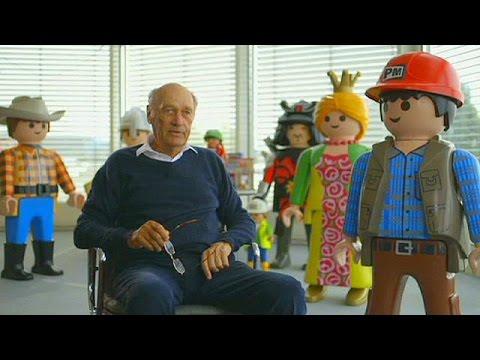 Έφυγε ο «πατέρας» των Playmobil