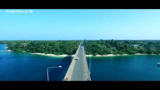 Kilifi Kenya  City new picture : ABOVE KILIFI BRIDGE