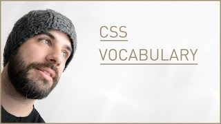 CSS Vocabulary — Awesome Website!