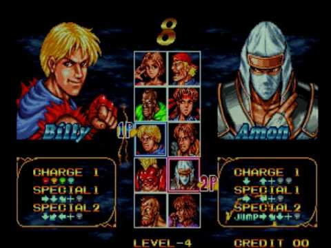 double dragon neogeo