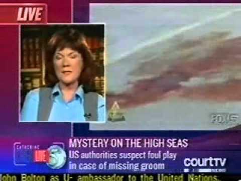 Murder Mystery On The High Seas