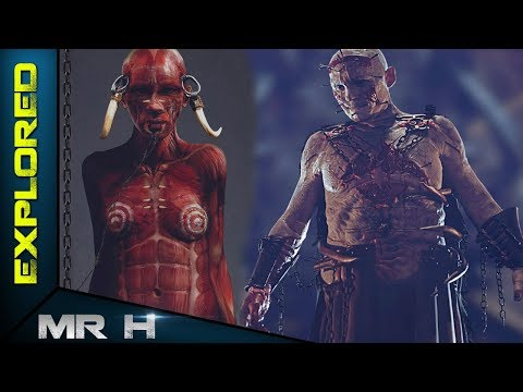 Hellraiser: Origins - Pinhead, Leviathan, Engineer & Cenobites Explored