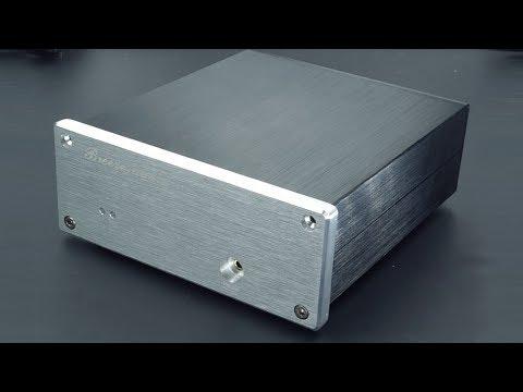 Китайский цап SU3 (Sabre ES9018+2xMuses8920+2xAD797) VS Inntak DAC Sabre (2x R-Core)