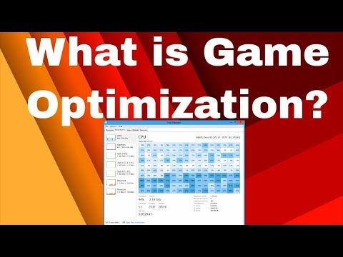 What is Game Optimization?