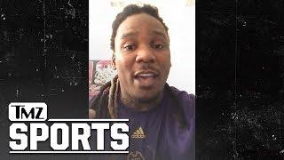 Chris Johnson Launches Supplement Line, Wanna Run Like Me?!   TMZ Sports