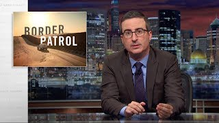 Donald Trump's plan to hire more Border Patrol agents could lead to more corruption and misconduct. If only their recruitment ads were designed to attract the most suitable applicants.Connect with Last Week Tonight online...Subscribe to the Last Week Tonight YouTube channel for more almost news as it almost happens: www.youtube.com/user/LastWeekTonightFind Last Week Tonight on Facebook like your mom would: http://Facebook.com/LastWeekTonightFollow us on Twitter for news about jokes and jokes about news: http://Twitter.com/LastWeekTonightVisit our official site for all that other stuff at once: http://www.hbo.com/lastweektonight