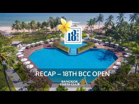 Opening Clinic Special: Jan Gustafsson about his games in the Thailand Open 2018