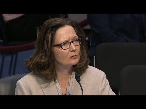 CIA nominee Gina Haspel defends reputation at hearing
