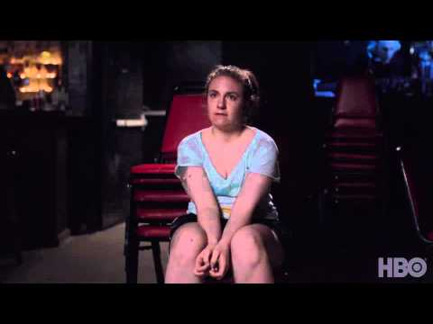 New HBO's show Girls 1x08 promo Weirdos Need Girlfriends Too