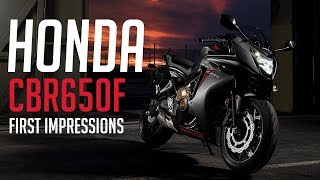6. 2018 Honda CBR650F // First Ride & Review