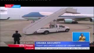 Obama's visit - Kenya prepares for security nightmare