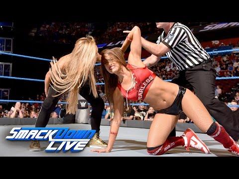 WWE සරාගිනිය Nikkiට නොසිතු ප්රහාරයක්....