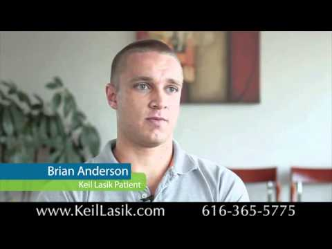 Brian - Keil Lasik Patient Testimonial: