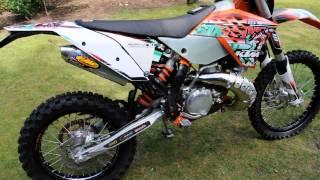 8. KTM 250 EXC 6 Days 2011 MY