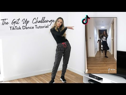 TikTok Dance Tutorial | The Git Up Challenge #6
