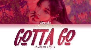 Video CHUNG HA (청하) - 벌써 12시(Gotta Go) (Lyrics Eng/Rom/Han/가사) MP3, 3GP, MP4, WEBM, AVI, FLV Juni 2019