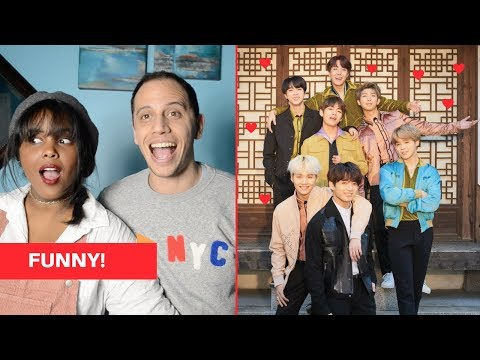 BTS EXPECTATION VS REALITY (BTS REACTION)