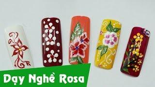 Dạy nghề nail ở Đồng Nai