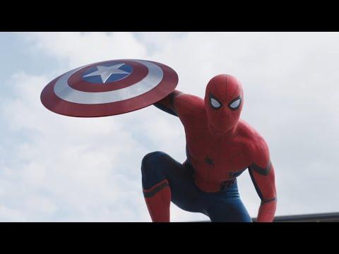 Preview Trailer Captain America: Civil War, secondo trailer con Spiderman