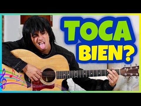 Daniel El Travieso - Alex Toca Guitarra?!