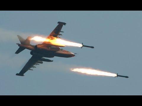 Почему ИГИЛ не прячутся от Российских самолетов