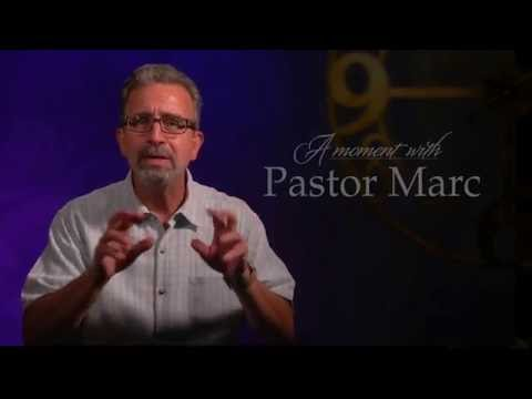 "A Moment with Pastor Marc #41<br /><strong>""But God""</strong>"