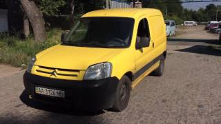 видео авто Citroen Berlingo в кредит