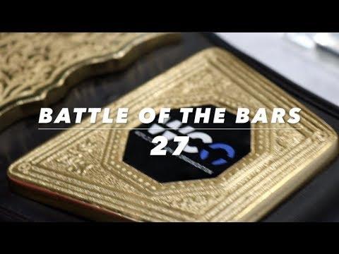 Battle of the bars 27 (full battles)