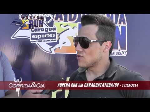 Wagner Trinca fala sobre a organização do Adrena Run em Caraguatatuba/SP