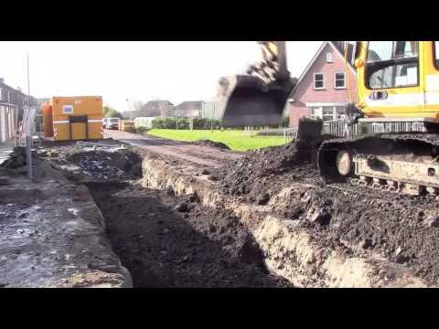Gemeente kiest voor duurzame PVC riolering met PE rioolputten van Van Kaam BV