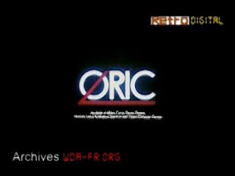 Publicité pour l'Oric Atmos (1984)