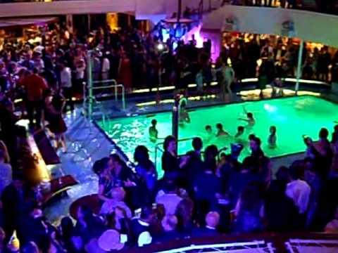Carnival Glory New Year Eve 2013