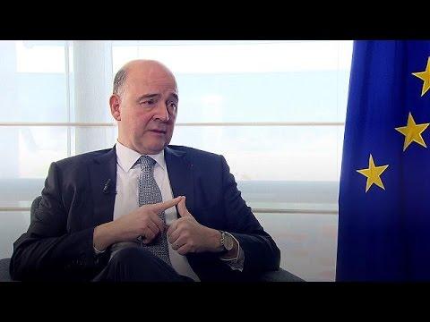 Πιερ Μοσκοβισί: «H Γερμανία πρέπει πλέον να επενδύσει στο συμφέρον της Ευρώπης»