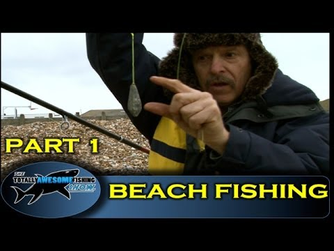 SHORE FISHING - This time the Totally Awesome Fishing Show hits the South Coast beach of Hayling Island, UK, and show that they can catch all manner of fish. It's an ideal g...