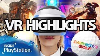 PlayStation VR: Auf diese 11 Spiele könnt ihr euch 2019 freuen!