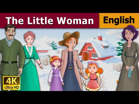 Little Women in English | Stories for Teenagers | English Fairy Tales