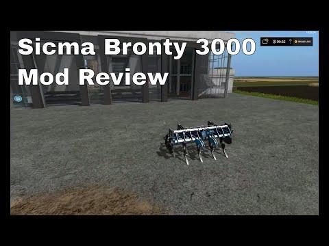 Sicma Bronty 3000 v2.0