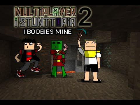 Minecraft Multiplayer i Stunttopia - S2 - Del 2