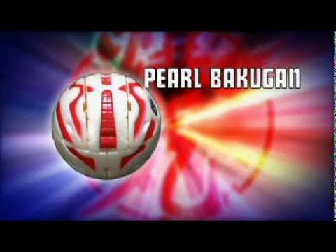 Pearl Bakugan