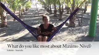 Our volunteers and students share their experience abroad with Maximo Nivel. Learn more at http://www.maximonivel.com/